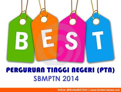 SBMPTN 2014