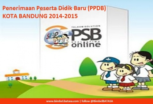 PPDB Kota Bandung 2014