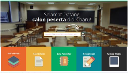 PPDB Kota Bandung