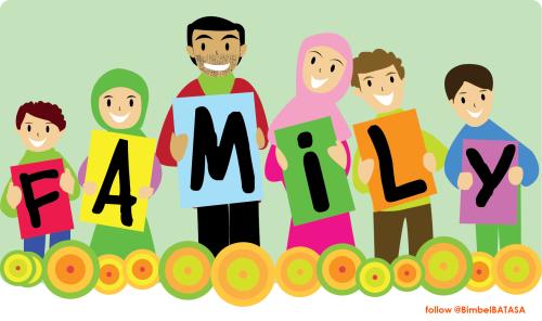 Keluarga-Islami, Dunia Keluarta, Tips Anak, Tips Keluarga