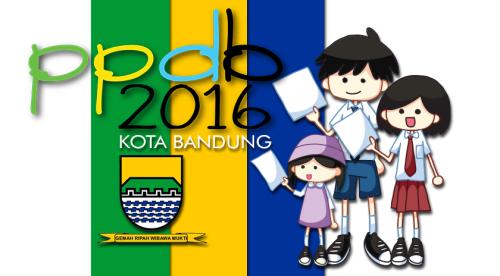 PPDB Kota Bandung 2016, Logo PPDB Kota Bandung 2016
